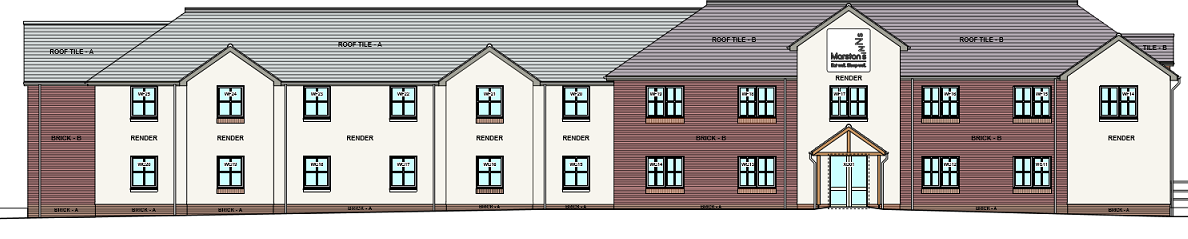 Shire Timber Frame – New Marstons Lodge, Gailey